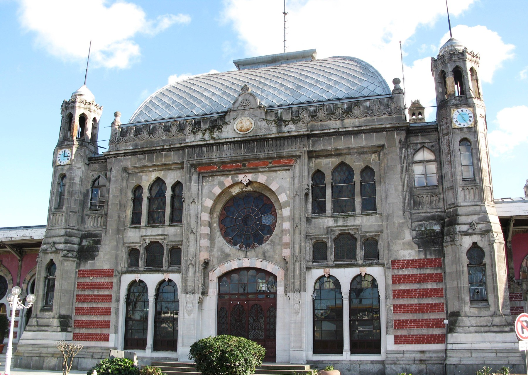 Gare d'Istanbul