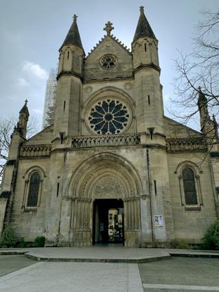Eglise Saint-Amand à Caudéran
