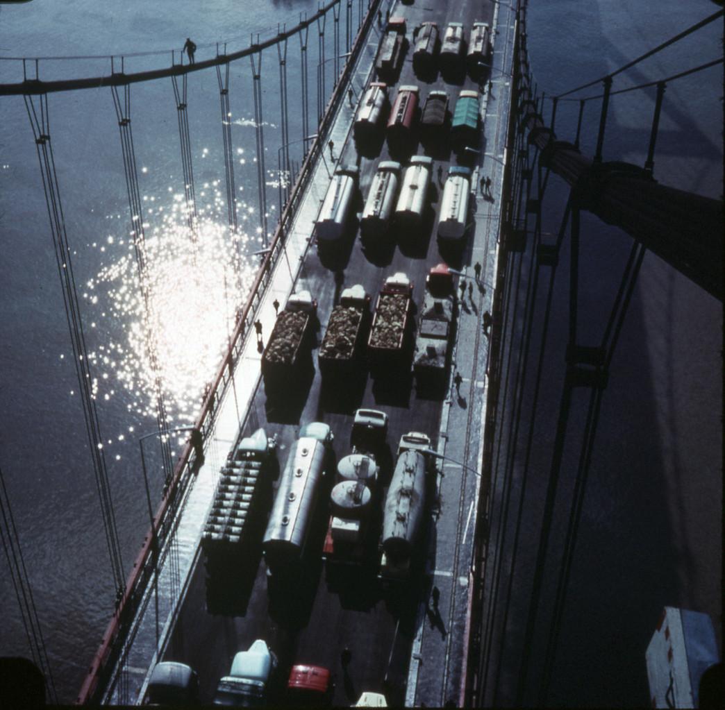 Avril 1967 : premiers essais