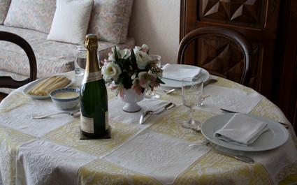 Invitation festive (A. Blanchet)