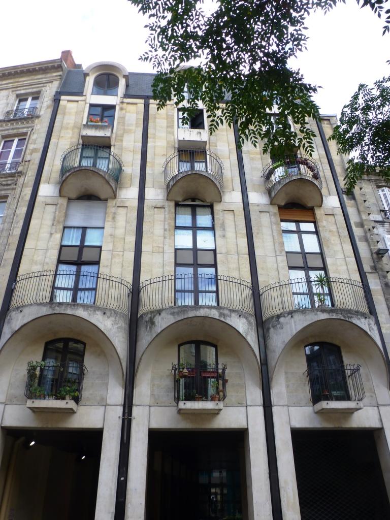 Immeuble du XXe