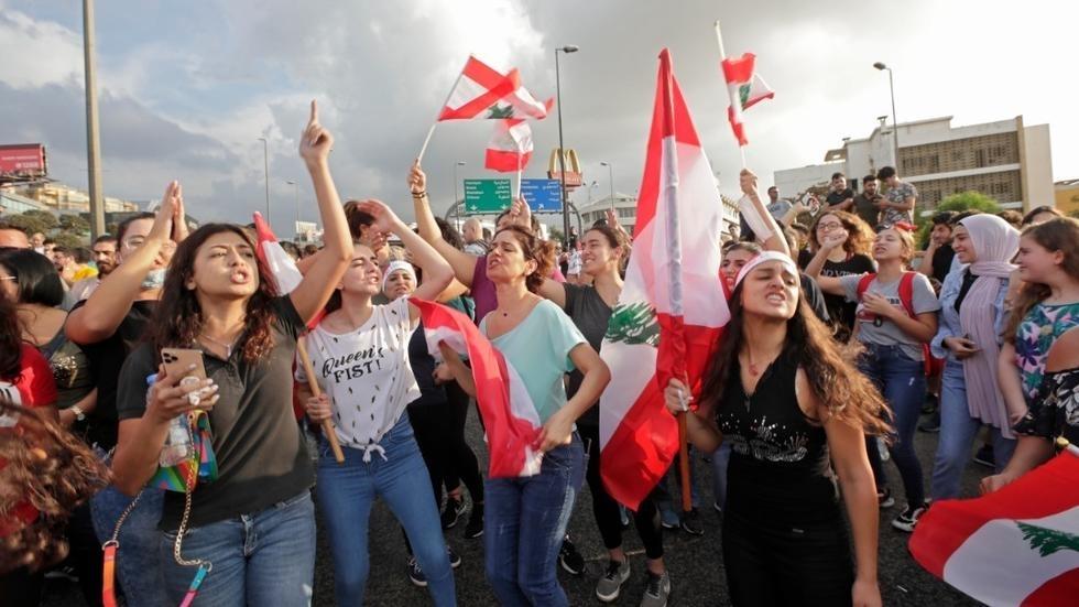 Jeune femmes dans les rues de Beyrouth ( photo: droits réservés)