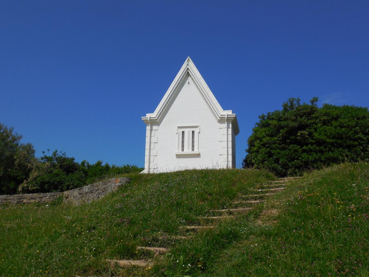 Petite chapelle à Saint-Jean-de-Luz