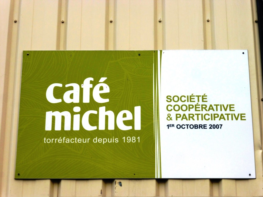 La coopérative Café Michel a son atelier à Pessac