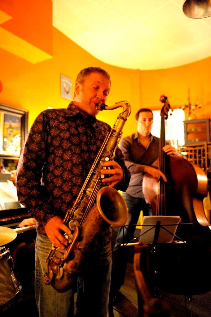 Alex Golino et Oliver Gatto : musiciens de jazz de Bordeaux