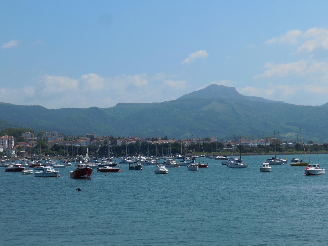 Port à Hendaye (photos E. Lavault)