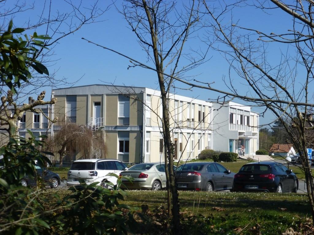 Les bureaux de la société AGS à Clérac (Charente-Maritime)