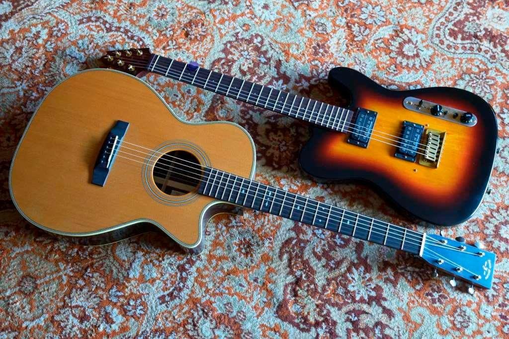 Les deux guitares sont également pratiquées à Bordeaux