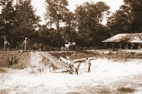 Carrière Saint-Georges exploitée pendant une centaine d'années (archives)