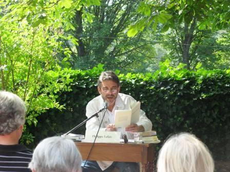 Lecture sous l'arbre à Cheyne (M. Depecker)