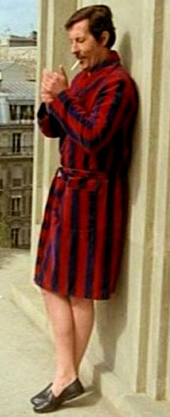 Jean Rochefort, dans le film d'Yves Robert: Un éléphant çà trompe énormément(1976)