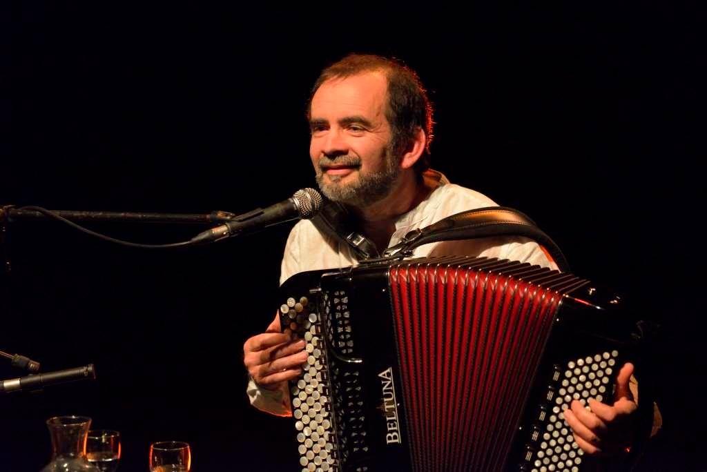 Michel Macias accordéoniste et compositeur