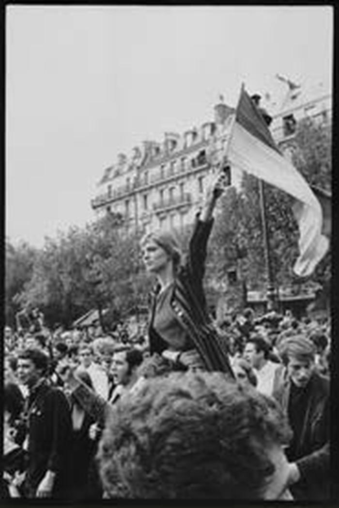 La passionara de mai 1968