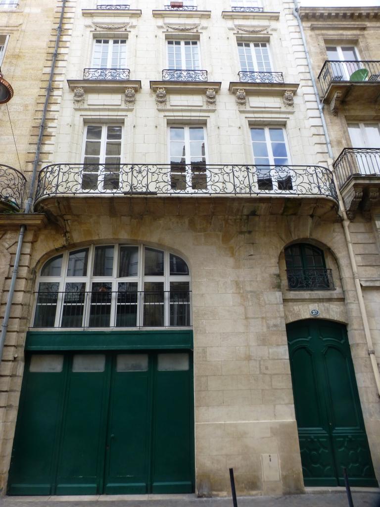 Hôtel du XVIIIe siècle