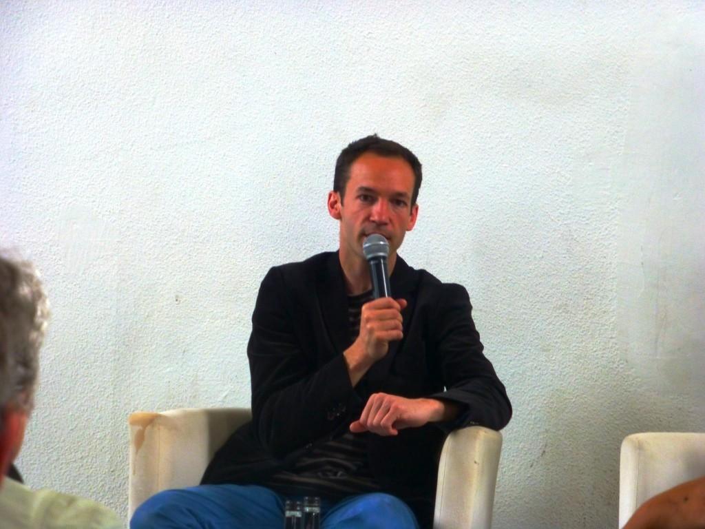 Jean Harambat présente son album Retour d'Ulysse