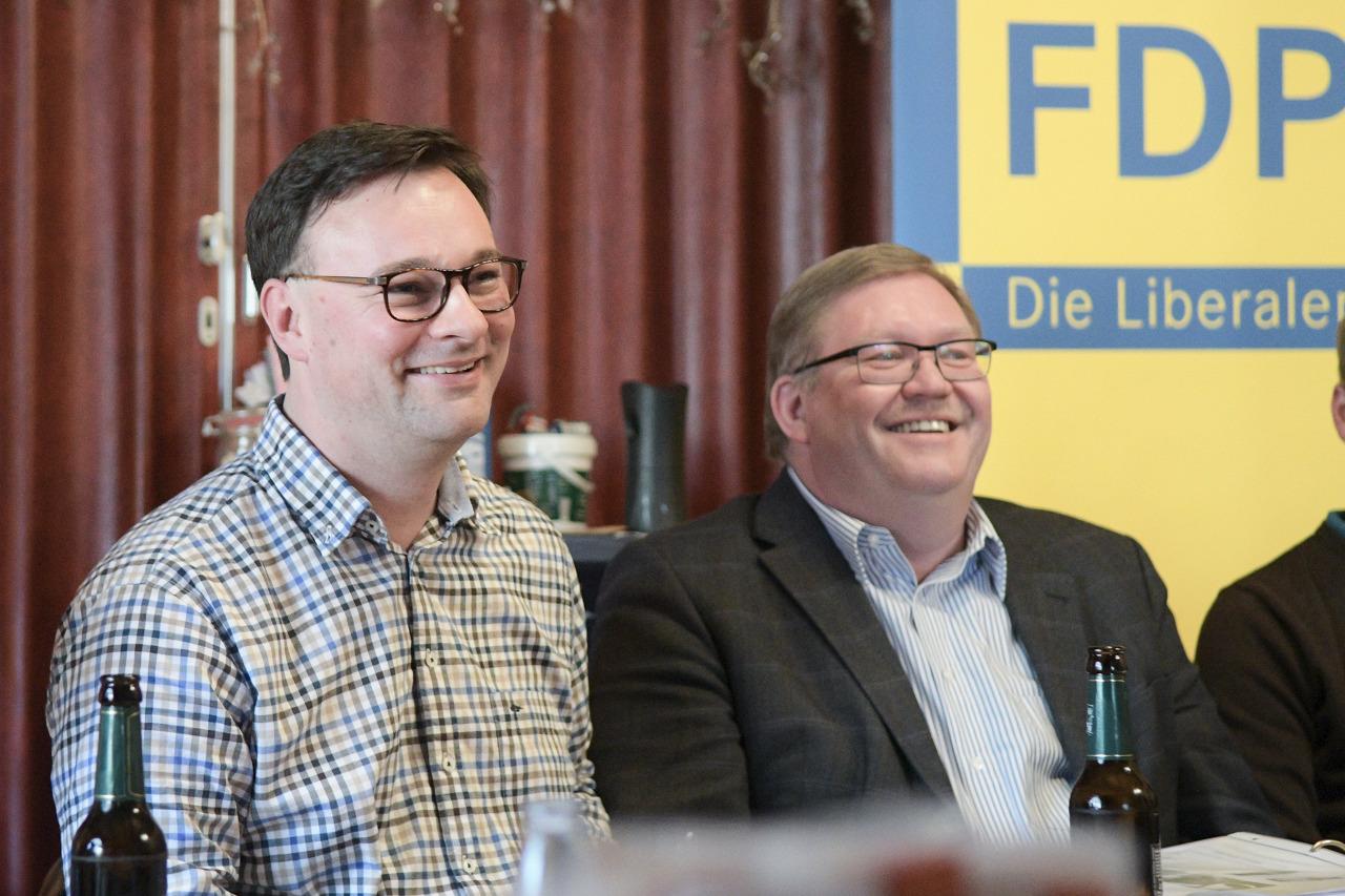 Fred Metschberger einstimmig wiedergewählt