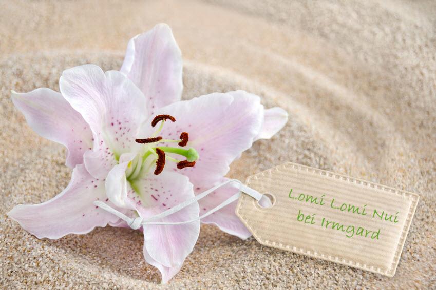 Lomi Massage aus Hawaii, Irmgard Schweitzer, Golling, Tennengau, Salzburg, Hallein, Kuchl, Wellness