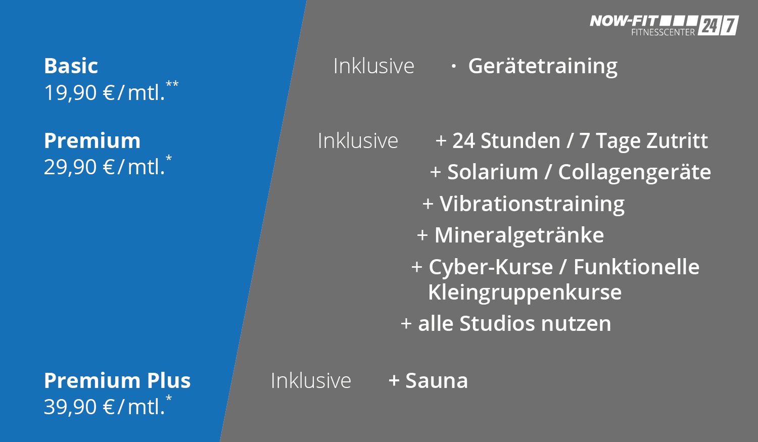 a70e3162ad0dd3 Fitness und Training im NOW FIT Fitnessstudio Raubling - Fitnesscenter