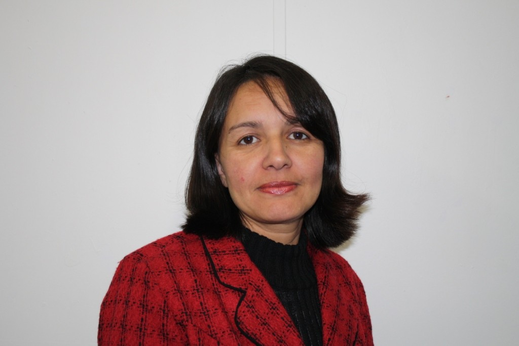 Cida Oliveira - Vice Presidente