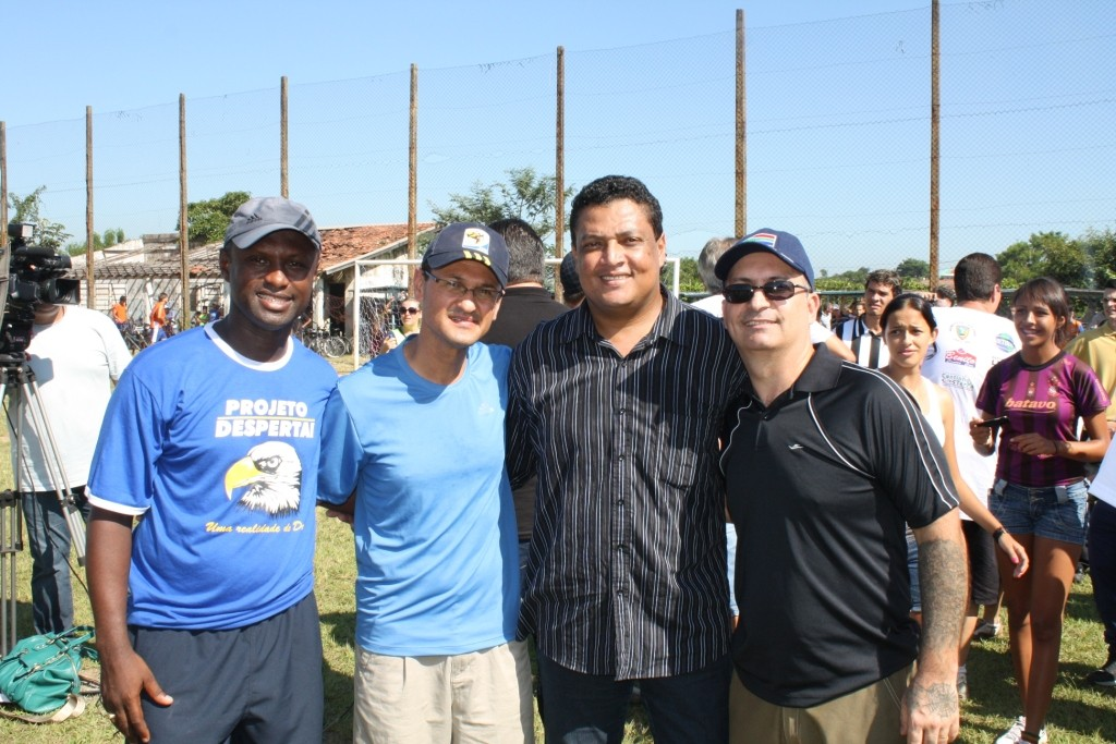 Tonhão ex-zagueiro do Palmeiras