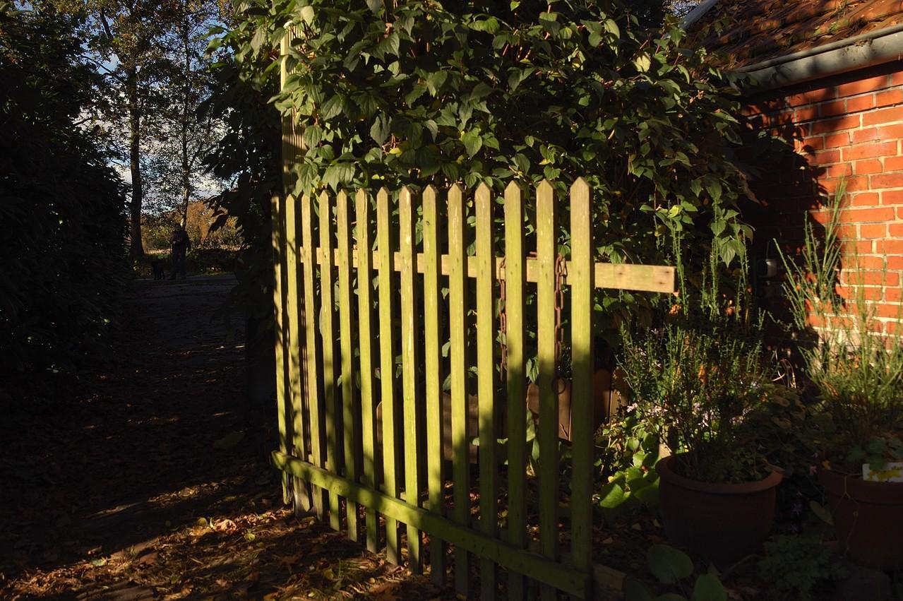 Startpunkt Gartentor
