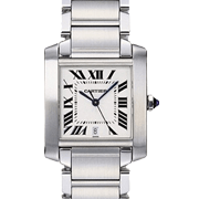 new style caab1 bceec カルティエ腕時計 タンク【買取価格】 - 『リサイクルショップ ...