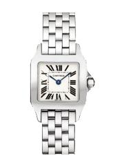 カルティエ 時計 サントス レディース  買取価格