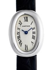 カルティエ 時計 ベニュワール レディース 買取価格