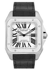 カルティエ 時計 サントス 買取価格