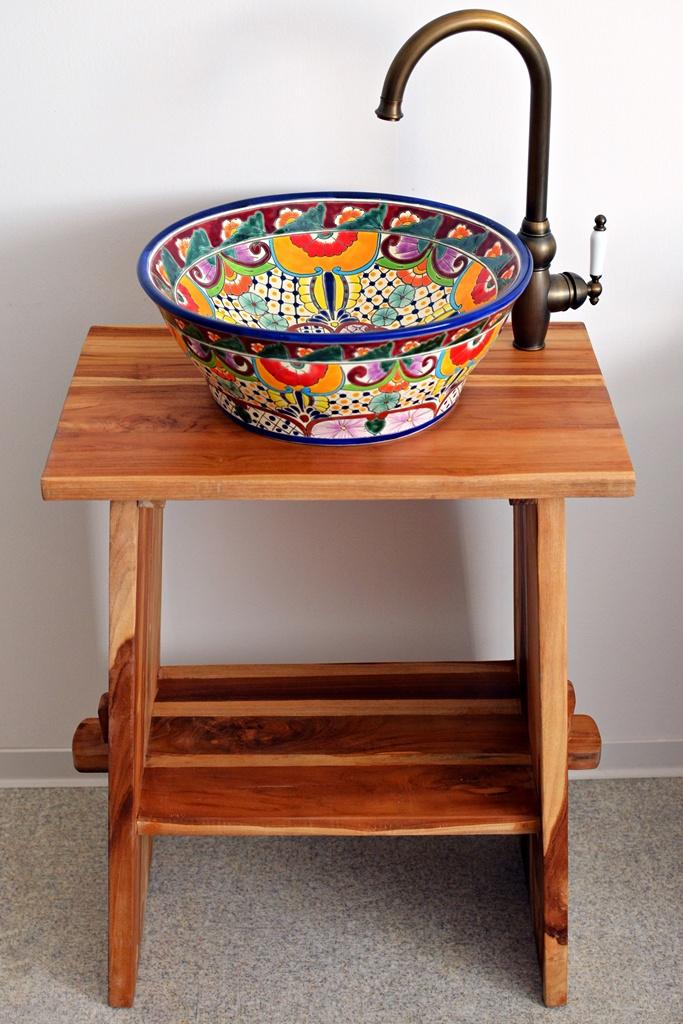 Design Waschbecken aus Mexiko - MEX4 - FRIDA