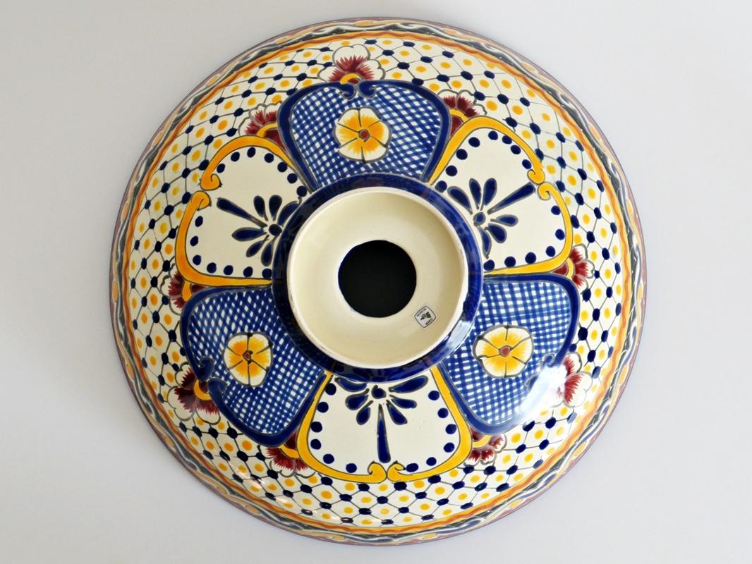 Kleines Design-Aufsatzwaschbecken MEX2 - MAYA