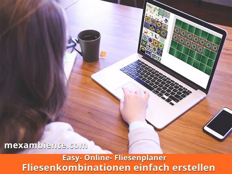 Fliesenplaner - Mexambiente mexikanische Waschbecken & bunte Fliesen   {Badezimmer fliesen planer online 56}