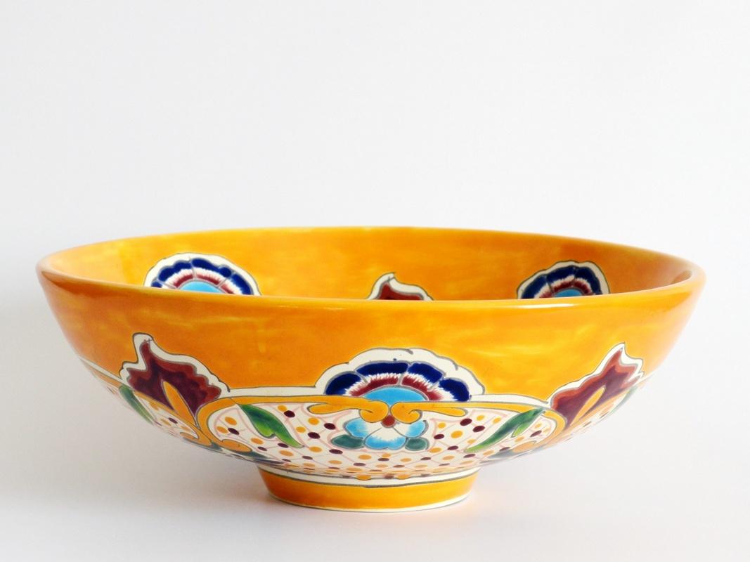 Kleines Design-Aufsatzwaschbecken MEX2 - PUEBLA