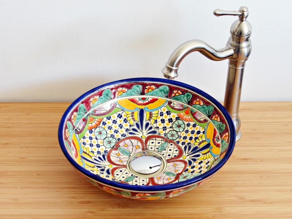 Kleines Design-Aufsatzwaschbecken MEX2 - Frida