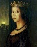 Kraljica majka, Katarina Kosača