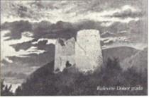 Grad Dobor, sagradili su ga braća Ivan i Pavao Horvat