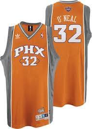 Баскетбольная майка НБА свингмен ФИНИКС САНС №32 ШАКИЛ О'НИЛ цена 3499 руб.