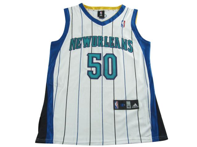 Баскетбольная майка НБА НЬЮ-ОРЛЕАН ХОРНЕТС  - 2499 руб