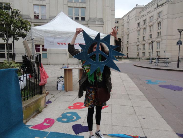 Archipel #3 - Rue Vercingétorix Paris 14 - Juin 2016