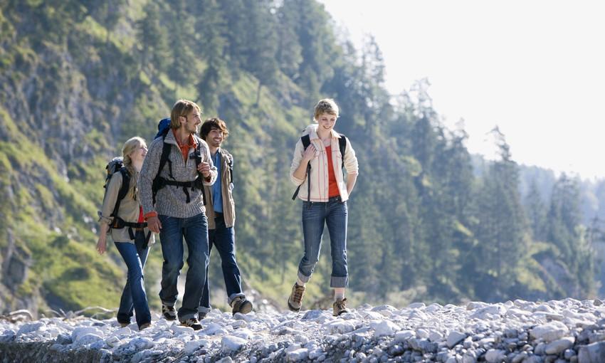 Dreitägiges Gedächtnistraining Boot Camp in den Bergen kombiniert mit leichten Wanderungen