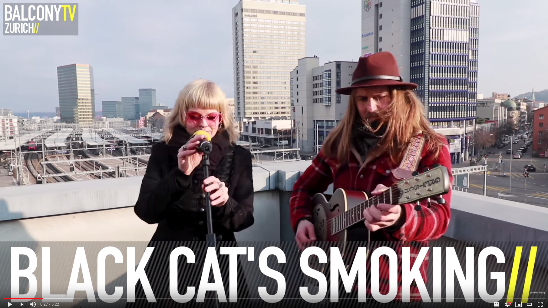 Black Cat's Smoking
