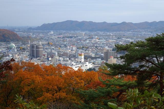岩宿遺跡の石碑