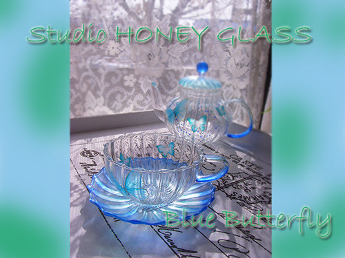 HONEY GLASS~グラスペイント(オリジナル作品)