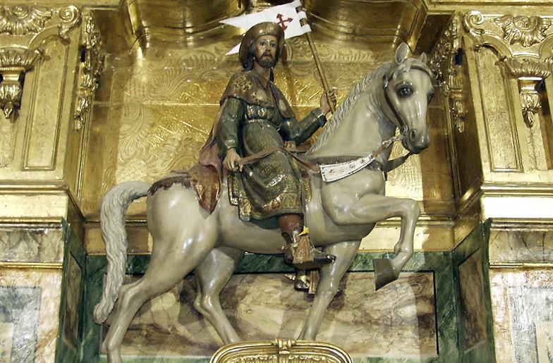 Actos y cultos en honor a Santiago 2021