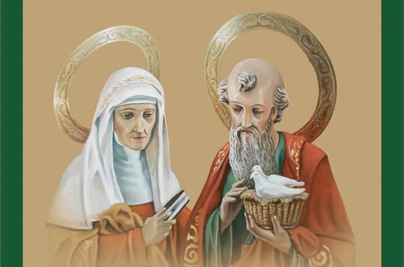Festividad de los Santos Joaquín y Ana, abuelos de Nuestro Señor Jesucristo