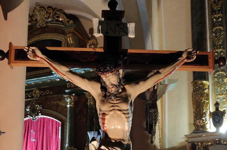 Altares de culto: veneraciones de la Semana Santa 2021