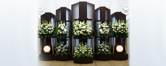 家族葬現代祭壇プラン50祭壇