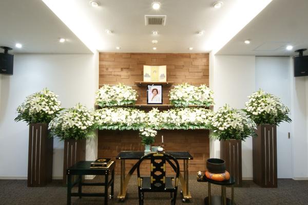 ルピナスホール焼山祭壇イメージ