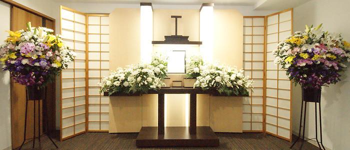 ルピナス家族会館祭壇イメージ