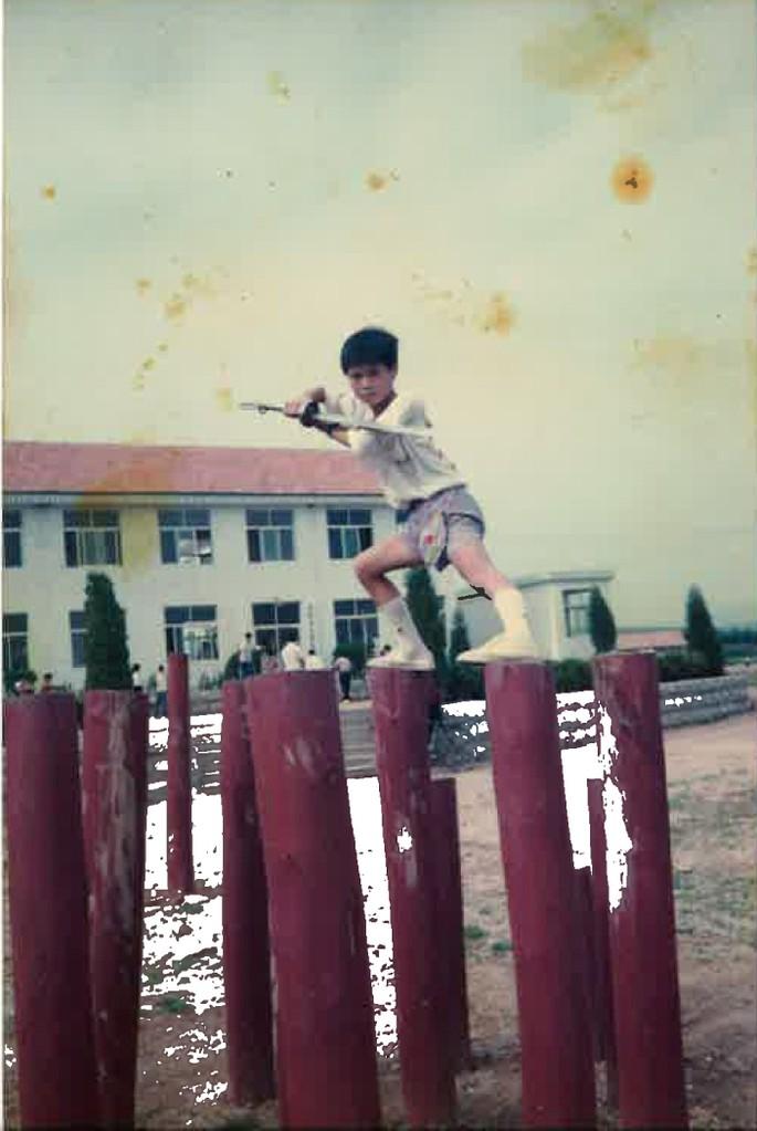 11歳の練習写真